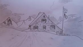 Ski de rando à Rotondo