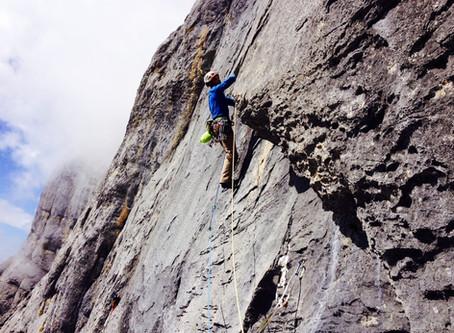Calcaire (pré)alpin - longues voies