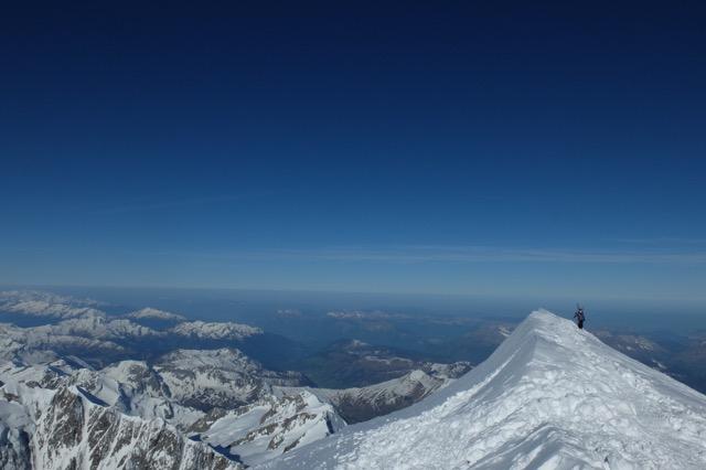 Mont Blanc - sommet !