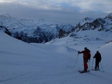 Ski et haute montagne à Trient