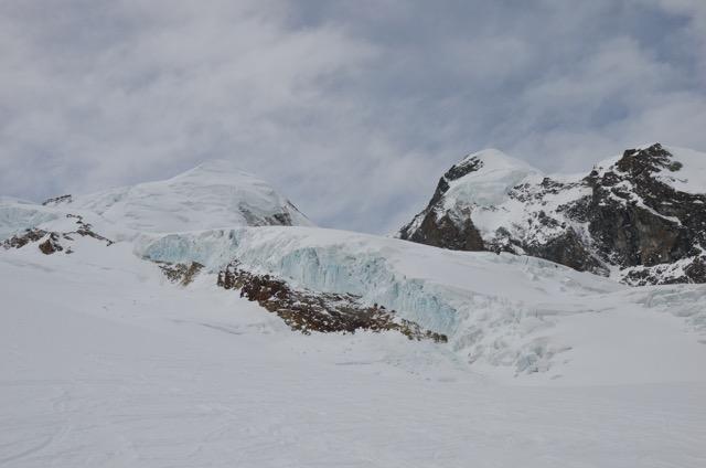 Mont Rose - Zwillingsgletscher
