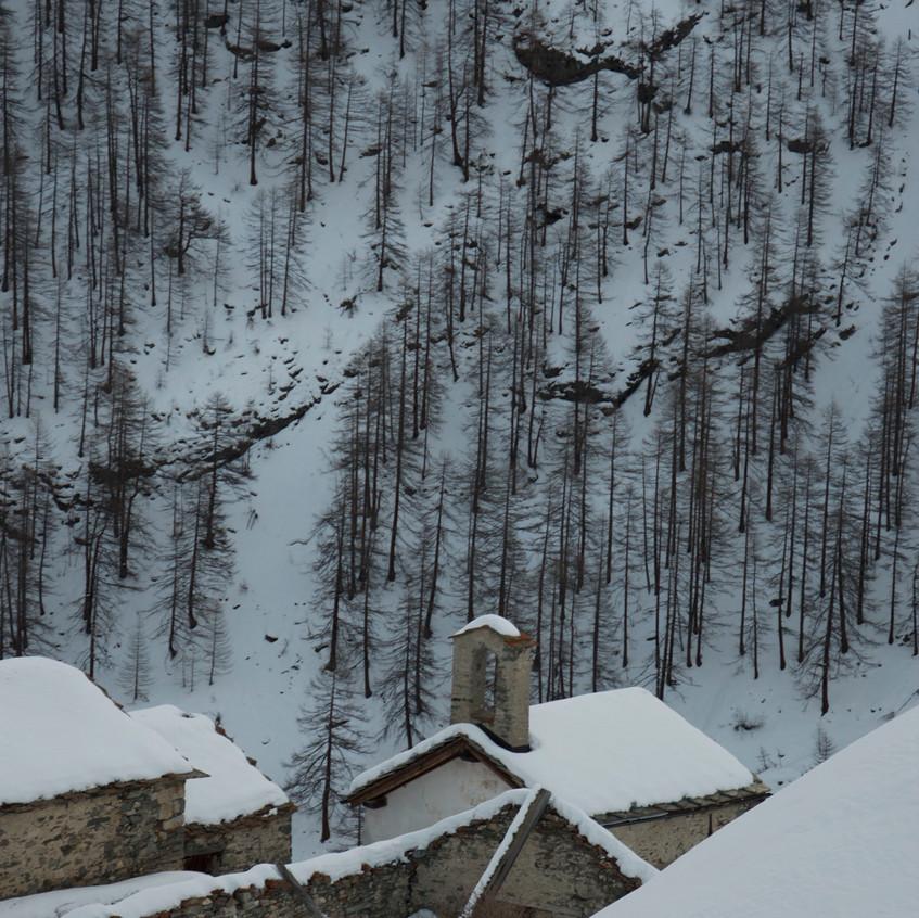 Thumel au coeur de l'hiver