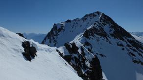 Grand ski au Mt Fallère
