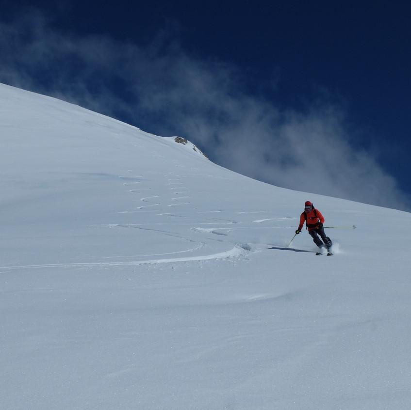 Mt Taou Blanc