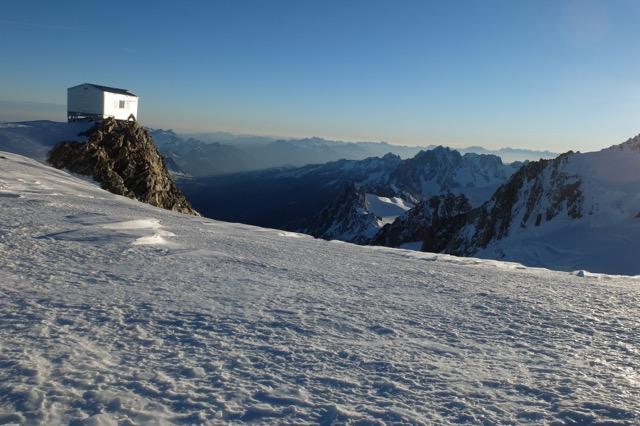Mont Blanc - Vallot