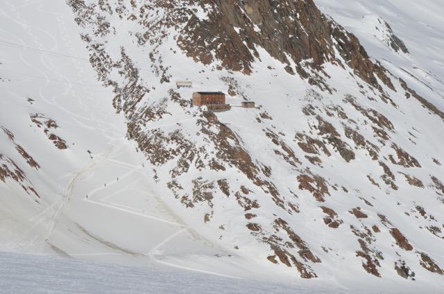 Aletsch - Finsteraarhornhütte