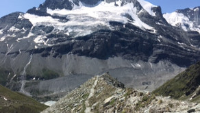 Zermatt - Zinal par les glaciers