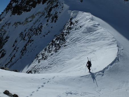 Petite haute-route sauvage en Valpelline
