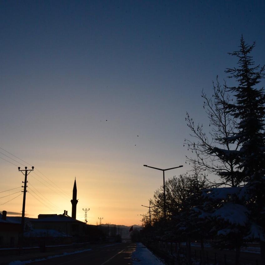 Aube d'Anatolie