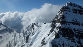 Alpinisme et contrastes dans le massif des Dents du Midi