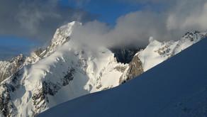 Grande Lui à pied / Grande Lui à ski !