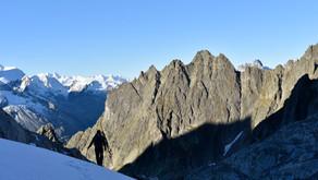 Alpinisme automnal à la Sewenhütte