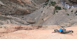 Taghia, escalade en terre berbère