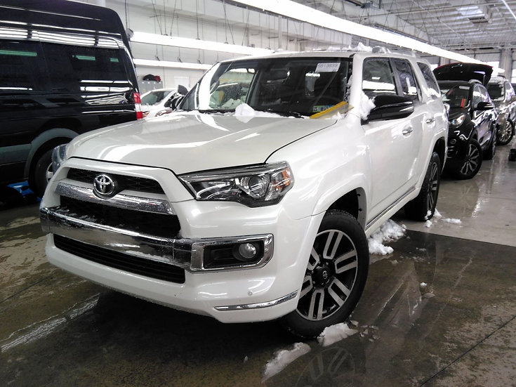 LOT 722594 - 2019 Toyota 4Runner 4X4 Limited