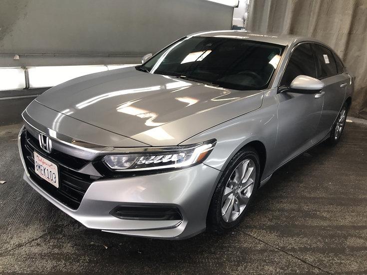 LOT - 088743 -2019 Honda Accord Sedan LX 1.5T