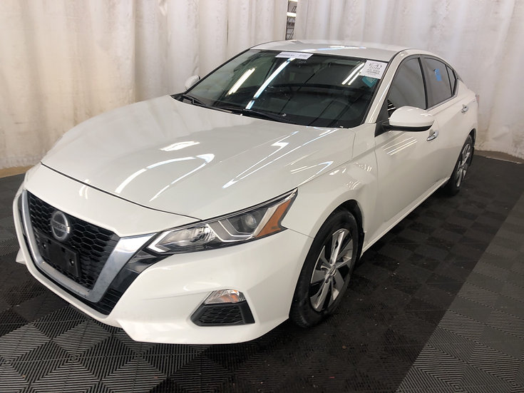 LOT - 305563 - 2020 Nissan Altima 2.5 S