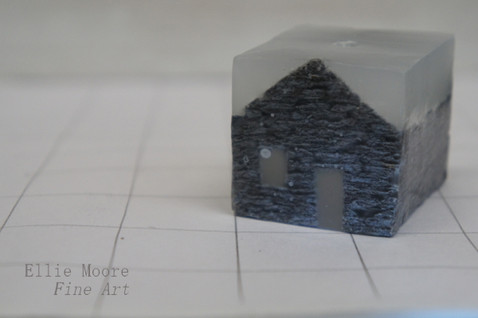 The Texture of Ruins (maquette)
