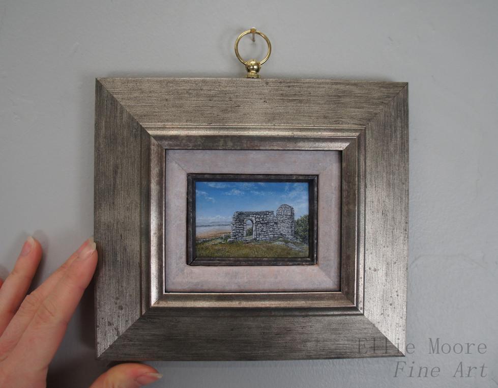 'Hallowed' Framed