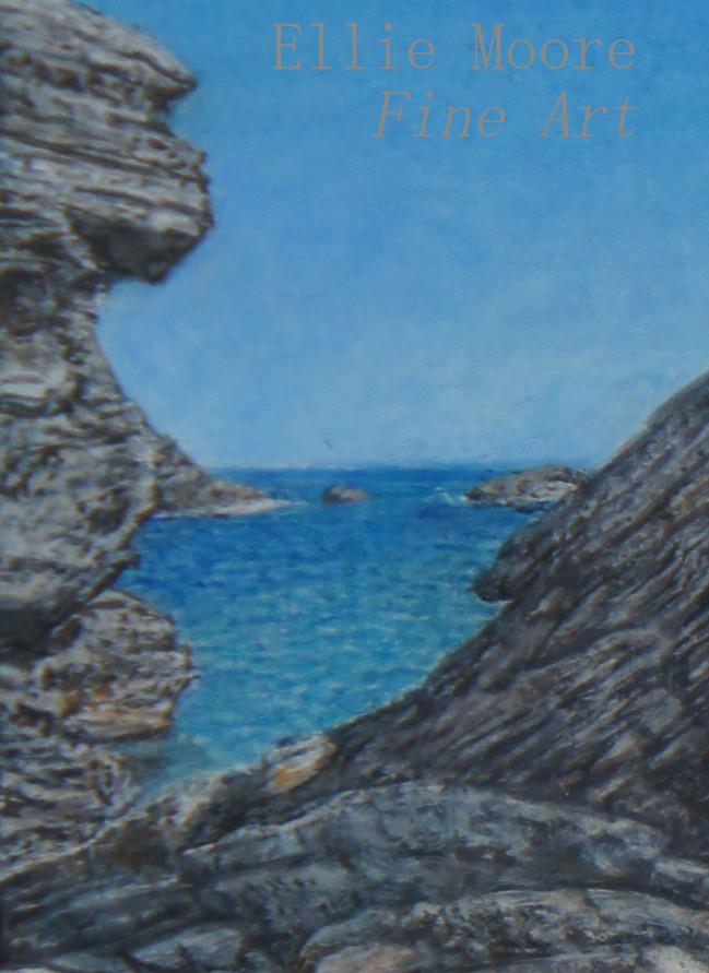 'Eye Rock' Detail 2