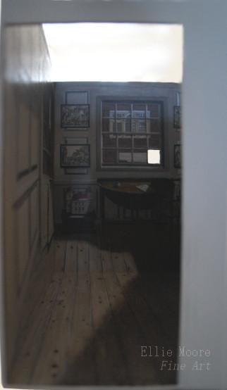 Thunder House detail