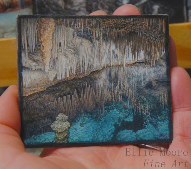 'Crystal Cave, Bermuda'