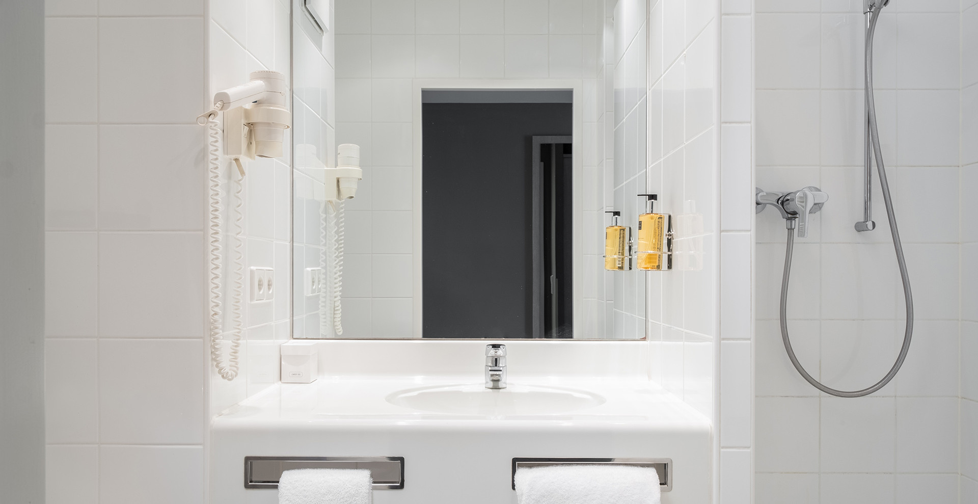 AWA Hotel - Bathrooms