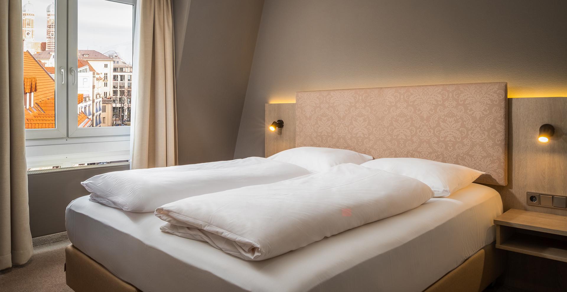 AWA Hotel - Double Room