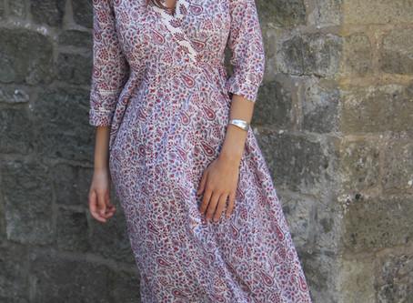 Beautiful Summer Dresses from Zen Ethic Paris