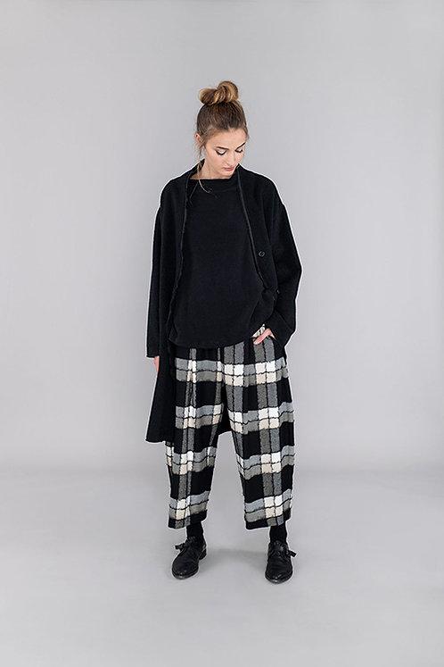 Mama B Rio Coat - Black