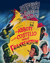 38 Abbott and Costello Meet Frankenstein