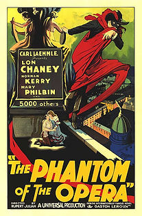 Original Phantom of The Opera Poster (1)
