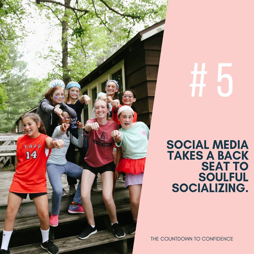 Social Media Takes A Back Seat