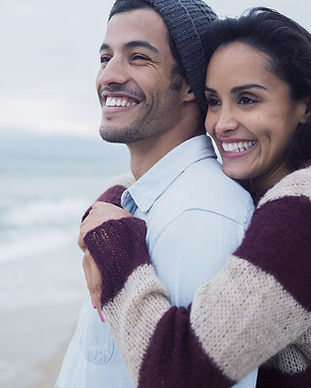 Happy couple, In the Zone Healing energy healing, energy healing for more vitality, relief from aches & pains, energy healing help to enjoy life, energy healing for emotional balance, energy healing for mental clarity