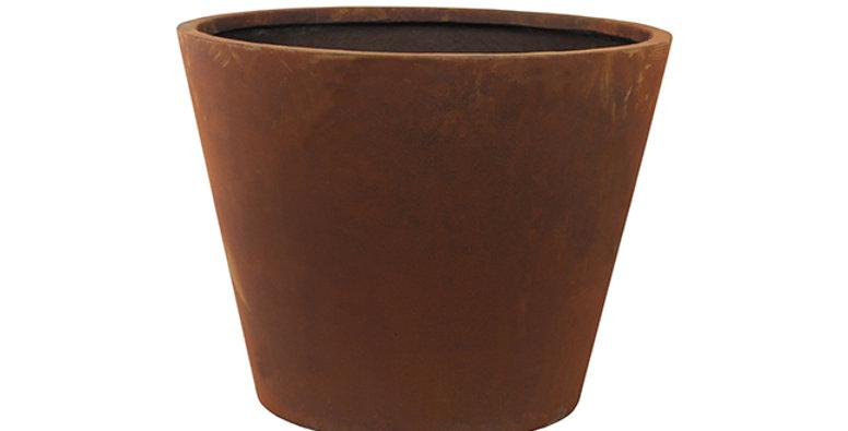 Pot Unique rouille M