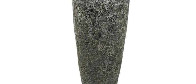Vase Otho noir M
