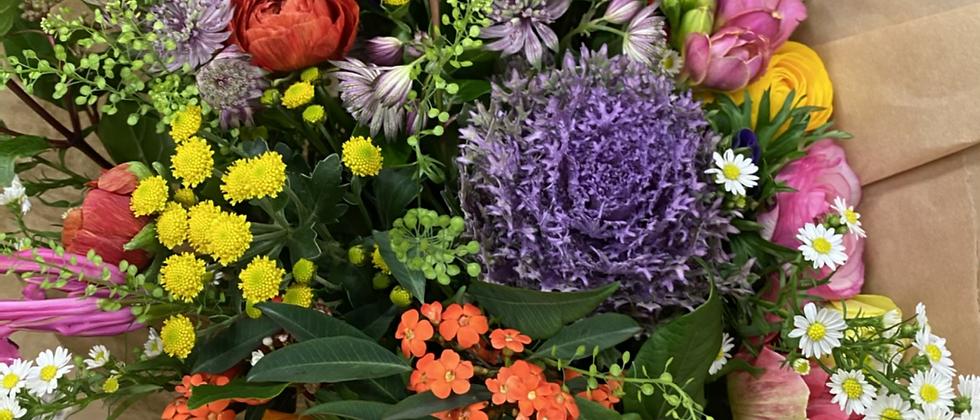 Bouquet de saison pepsi