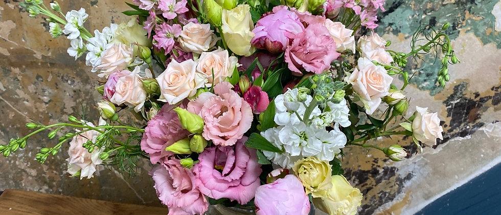 Bouquet Mumsy pastel