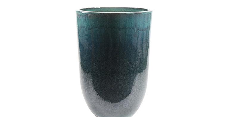 Vase Pure Bleu Océan