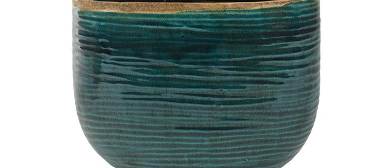 Vase planteur moyen Iris