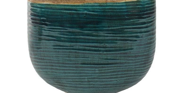 Vase planteur haut Iris