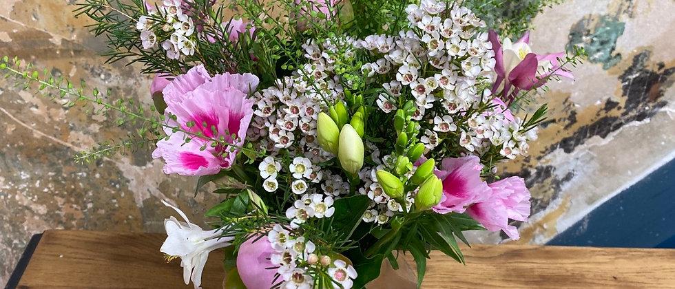 Bouquet Nana pastel