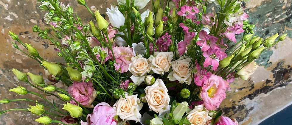 Bouquet Mom pastel