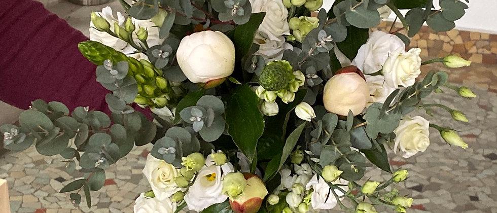 Bouquet Mom blanc