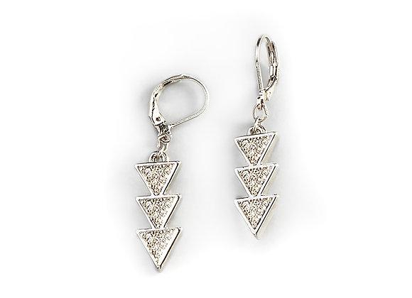 N&B Angelo Earrings