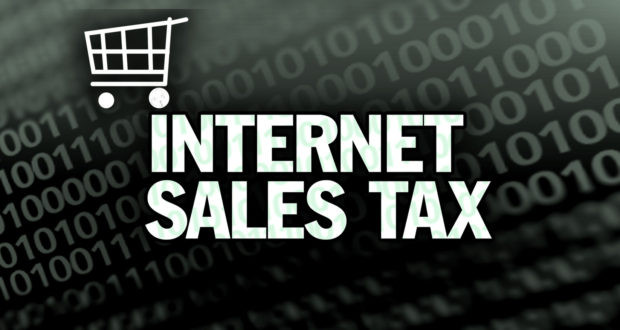 Internet Sales Tax a Reality in 2019