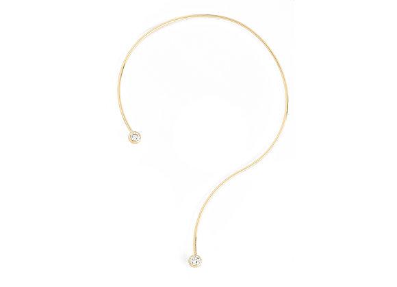 N&B Amara Choker Necklace