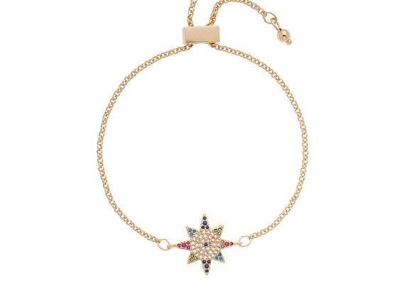 N&B Rainbow Bracelet