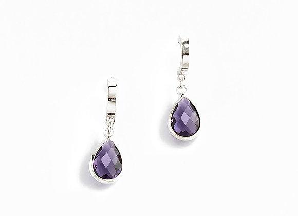 N&B Leila Drop Earrings