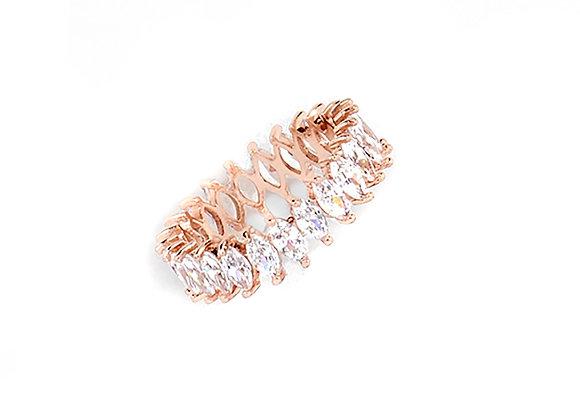 N&B Rose Nicestone Ring