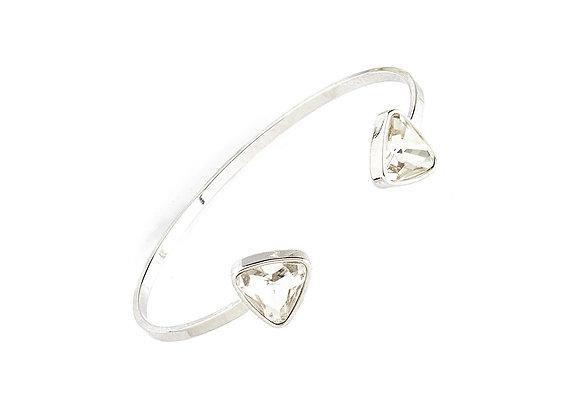 N&B Crystal Stone Adjustable Bracelet